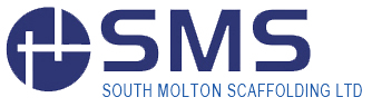 South Molton Scaffolding Logo